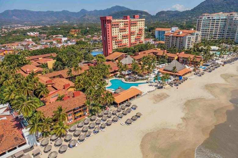 Hotel Holiday Inn Ixtapa. Fotos, Comentarios, Ubicación