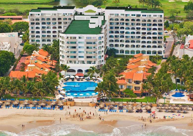 Hotel Tesoro Ixtapa. Fotos, Comentarios, Ubicación
